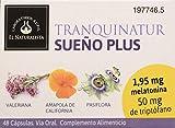 El Naturalista Tranquinatur Sueño Plus 48Cap. 300 g