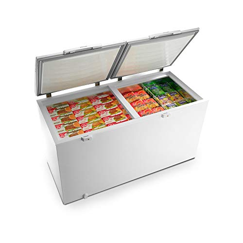 Freezer Electrolux Horizontal Duas Portas Cycle Defrost 385L (H400)