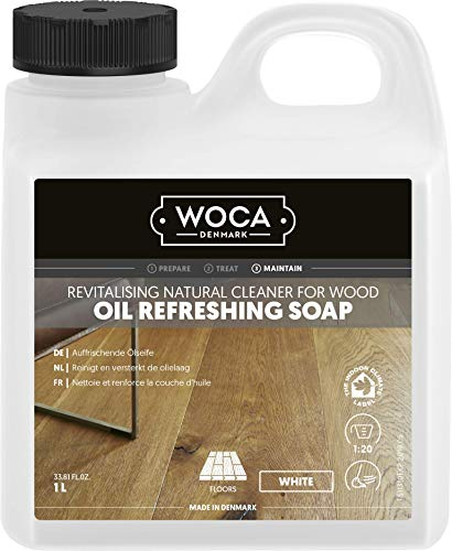 Woca Denmark The Original WOCA Oil Refresher White 1 Liter