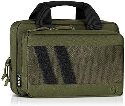 Savior Equipment Specialist Series Tactical Double Scoped Handgun Firearm Case Discreet Pistol product image
