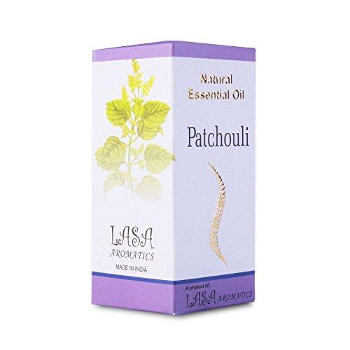 Huiles Essentielles De Patchouli Lasa Aromatiques 100% Pures Et Naturelles - 10 ml