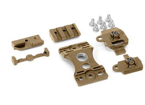 Unity Tactical KNU‐FKF Knuckl Kit ‐ Full Kit ‐ No Lanyard Fde