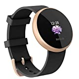 Smartwatch Donna Uomo Cardiofrequenzimetro, Smart Watch Android iOS, Orologio IP68 Sveglia...