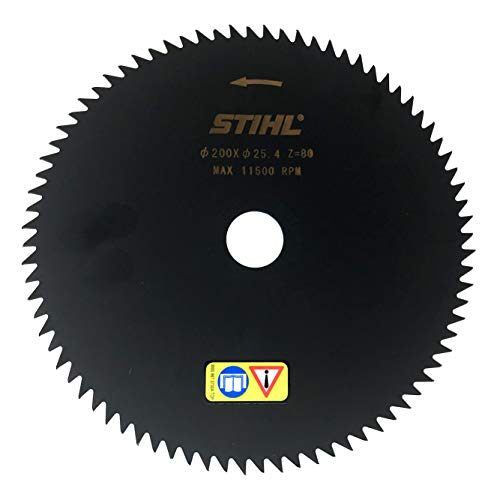 Stihl Kreissägeblatt, Spitzzahn 200 mm 25,4 mm 80 Z, 4112 713 4201