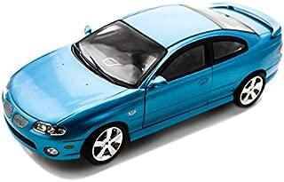 Auto World 2004 Pontiac GTO Coupe (Car & Driver) 1/18 Blue