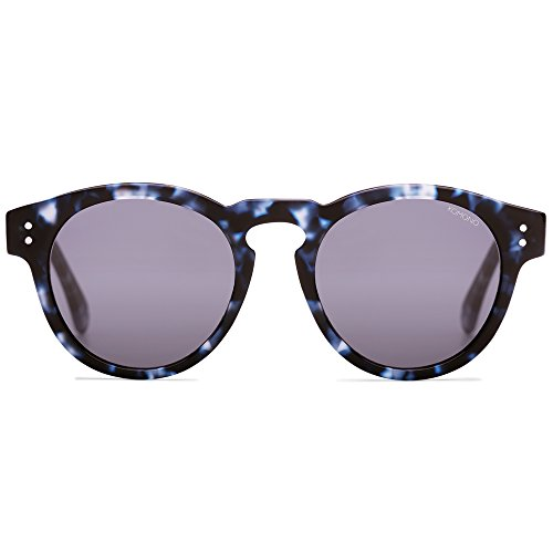 Komono The Clement - Gafas de sol redondas, multicolor