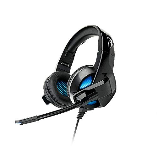 docooler lightweight headphones Docooler Gaming Headset Headphone 50mm Driver USB + 3.5MM Driver-Free LED Earphone Virtual 7.1 Multi-Channel Sponge Earmuffs