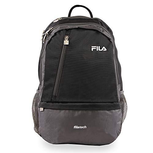 Fila Duel surfplatta och bärbar ryggsäck, svart