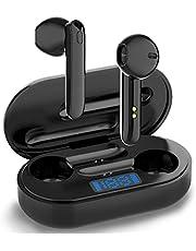 Bluetooth イヤホン 左右分離型 快適な装着感 急速充電 ワイヤレス イヤホン Bluetooth 小型/軽量
