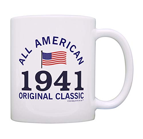 All American Classic 1941 Coffee Mug