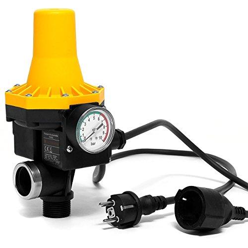 Preisvergleich Produktbild Rotfuchs® PC03.C mit Kabel Druckschalter Pumpensteuerung Pumpenschalter