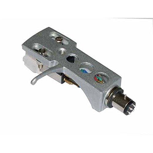 KCL 01 - testa completa di ago già montato su headshell , compatibile con molti giradischi.