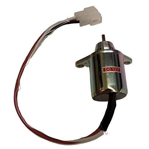 Friday Part Fuel Solenoid M806808 for John Deere 2210 2305 4100 790 990 X 495 X595 X 740 Gator