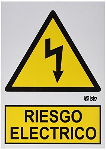 Btv - Senal peligro riesgo electrico
