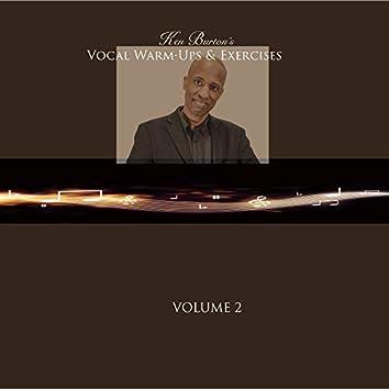 Vocal Warm-Ups and Exercises, Vol. 2