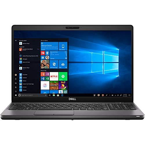 "Dell Latitude 5500 Home and Business Laptop (Intel i7-8665U 4-Core, 16GB RAM, 512GB PCIe SSD, Intel UHD 620, 15.6"" Full HD (1920x1080), Fingerprint, WiFi, Bluetooth, Webcam, 3xUSB 3.1, Win 10 Pro)"