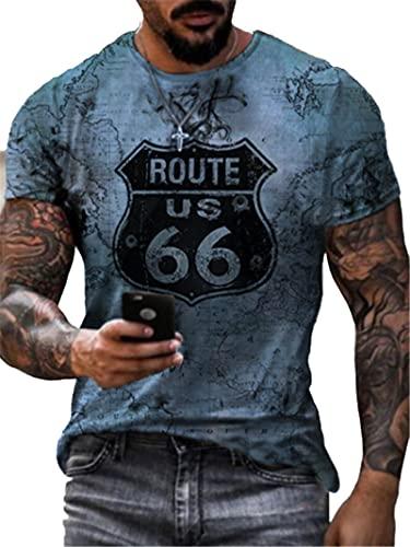 SSBZYES Camiseta para Hombre Verano De Manga Corta Camiseta De Talla Grande para Hombre Camiseta De Cuello Redondo para Hombre Camiseta para Hombre Camiseta Deportiva con Parte Superior Inferior