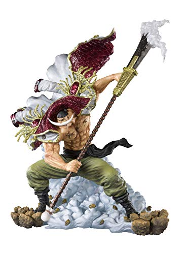BANDAI - Figurine One Piece - Edward Newgate Pirate Captain Figuarts Zero 27cm - 4573102576712