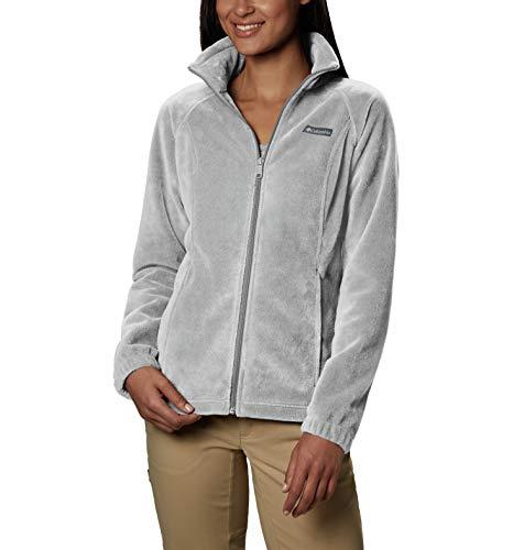 Columbia Women's Benton Springs Full Zip Jacket, Soft Fleece with Classic Fit,...