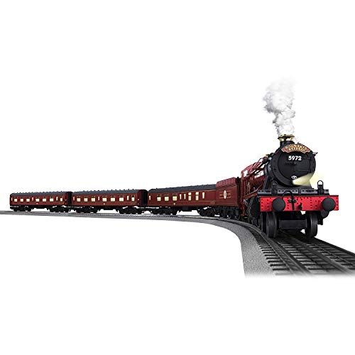 Lionel Trains – Hogwarts Express with Bluetooth, O Gauge
