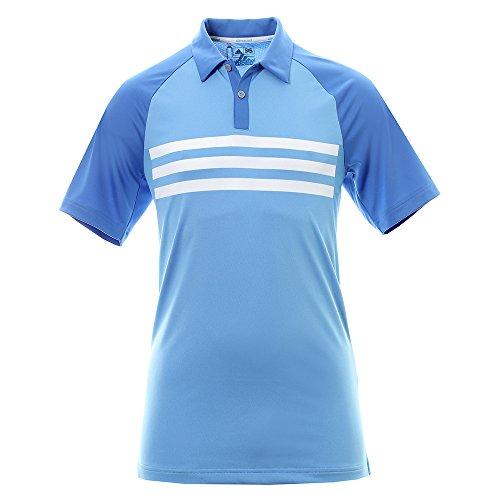 Adidas Golf Climacool 3 Stripes Competition Shirt Poloshirt