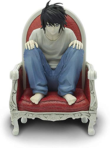 SFC Super Figure Collection - Death Note - Figura - L - 15 cm