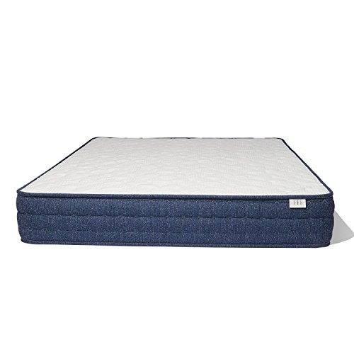 Brentwood Home Avalon Wrapped Innerspring Mattress, Made in California, Queen