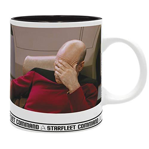 ABYstyle - Star Trek - Tasse - 320 ml - Facepalm