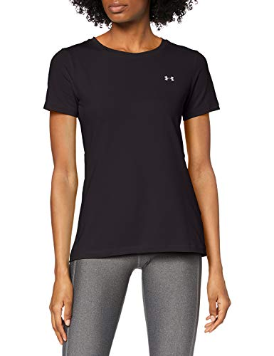Under Armour 1285637 - T-Shirt - Femme - Noir - FR: M