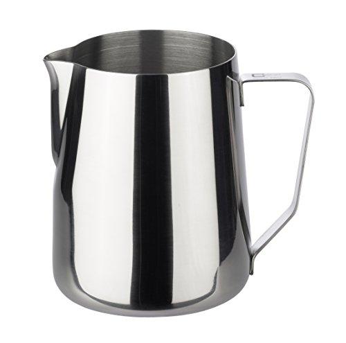 Milchkännchen / Aufschäumkännchen in Edelstahl Inhalt 950 ml von JoeFrex / Concept Art
