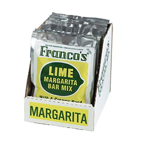 Lime Margarita Bar Cocktail Mix - Case of 12