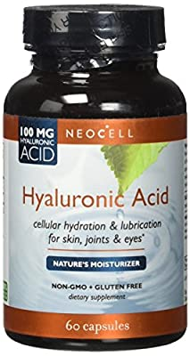 NeoCell Hyaluronic Acid (60 Capsules) by Neocell