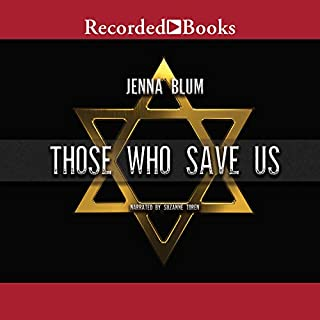 Those Who Save Us audiobook cover art