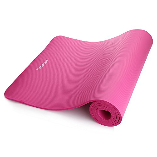 Readaeer® Fitnessmatte Yogini für Gymnastik Yoga Pilates mit Tasche und Tragegurt  Abbildung 2