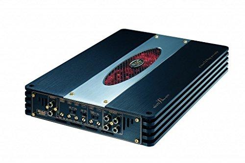 Mac Audio Micro XL 4000 - Amplificador multicanal para vehículos,...
