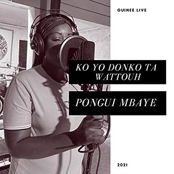 Ko Yo Donko Ta Wattouh