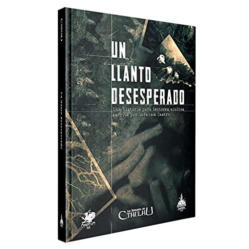 Un llanto desesperado - Juego de rol en español