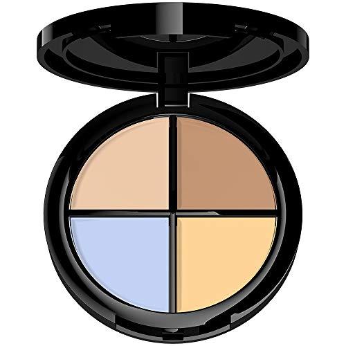 BYS Maquillage - Palette de Correcteurs Hypoallergénique