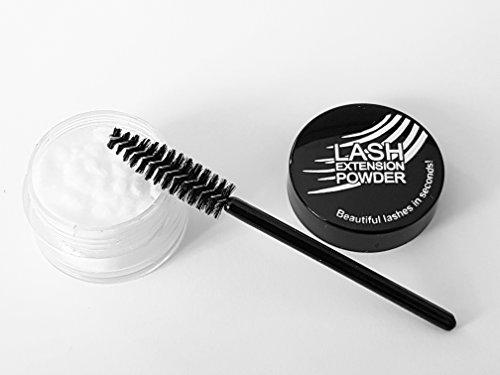 Glamstripes lash Extension Powder- Polvere volumizzante per ciglia