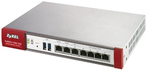 Zyxel Zywall USG-200 Firewall Router