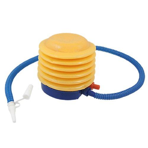 Sourcingmap Bleu Jaune Plastique pour Pompe à Air pour gonfler Jouets