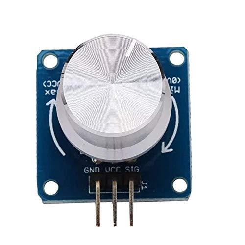 LHQ-HQ Adjustable Potentiometer Rotary Angle Sensor Module For Arduino Wood Shaving Tools