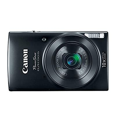 Canon PowerShot ELPH 190 IS Digital Camera by Canon