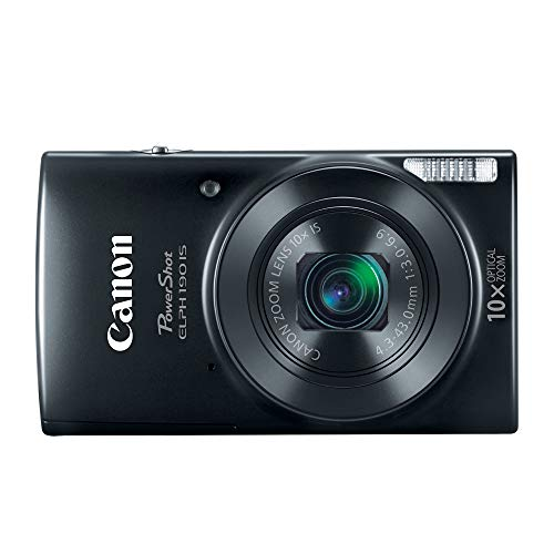 Canon PowerShot ELPH 190 Digital Camera
