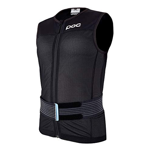 POC Spine VPD AIR Women Vest slim Paraschiena, Donna, Nero, M