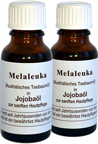 Teebaumöl | Melaleuka in Jojobaöl - 20ml