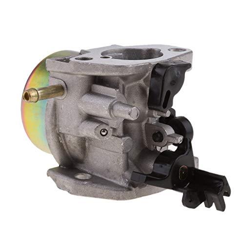 Backbayia Carburador Carb Stroke Conducción de Combustible para Huayi 208cc Motocultores delanteros y traseros