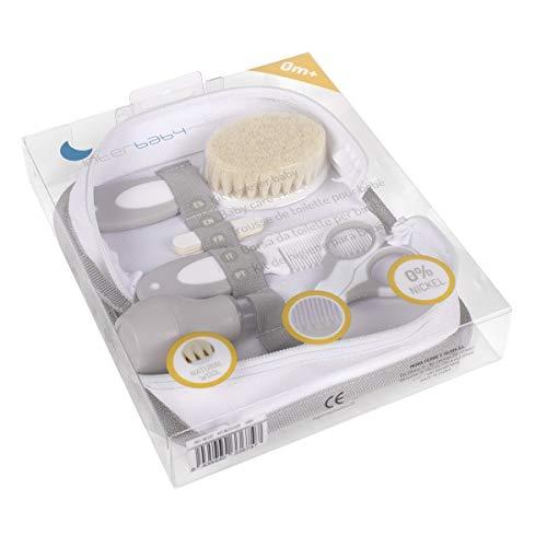 Interbaby NECE1-02 - Interbaby - Kit Neceser para Bebés En Color Rosa