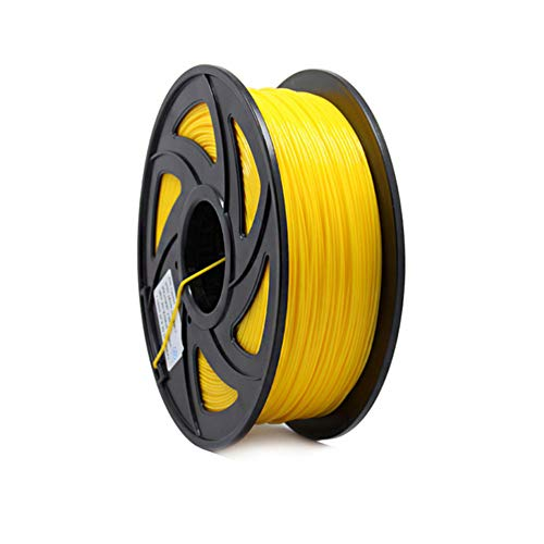 Metermall 1KG 1.75mm PLA Filament for 3D Printer Printing Filament Materials yellow