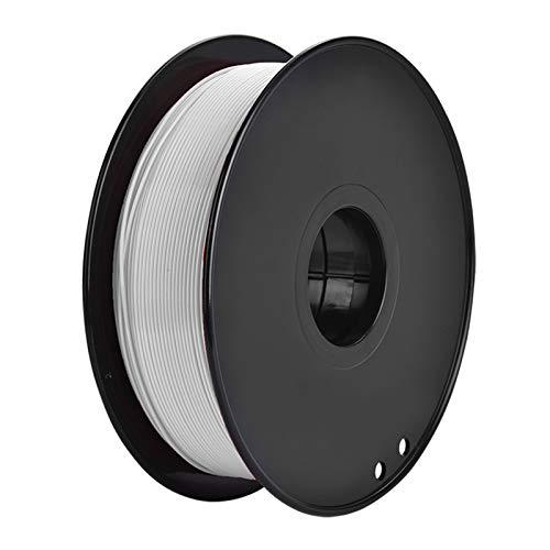 3D Printer Filament, Printing Pen Consumables Pla 1.75mm Printer Consumables 1kg, Dimensional Accuracy +/- 0.02mm (Color : PLA 1.75 Transparent 1KG)